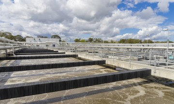 Severn Trent Water -Sewage-Treatment Works