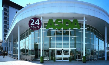 Asda, Stores Across the UK
