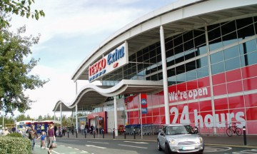 Tesco, Stores Across the UK